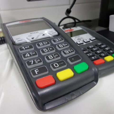 Přijímáme platby bankovními kartami